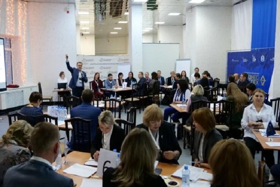 В Новом Уренгое открылся форум для предпринимателей Фото: newurengoy.ru