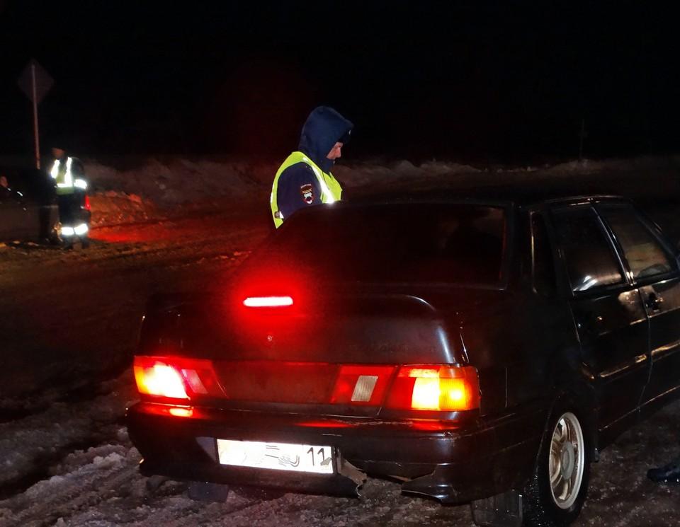Инспекторы в Сыктывкаре искали пьяных водителей