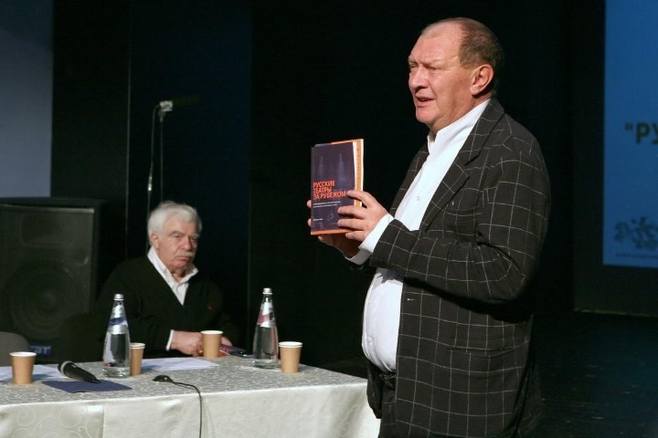 Директор Тбилисского государственного русского драматического театра имен Грибоедова Николай Свентицкий рассказал о непростой ситуации, в которой сейчас оказалась его труппа.
