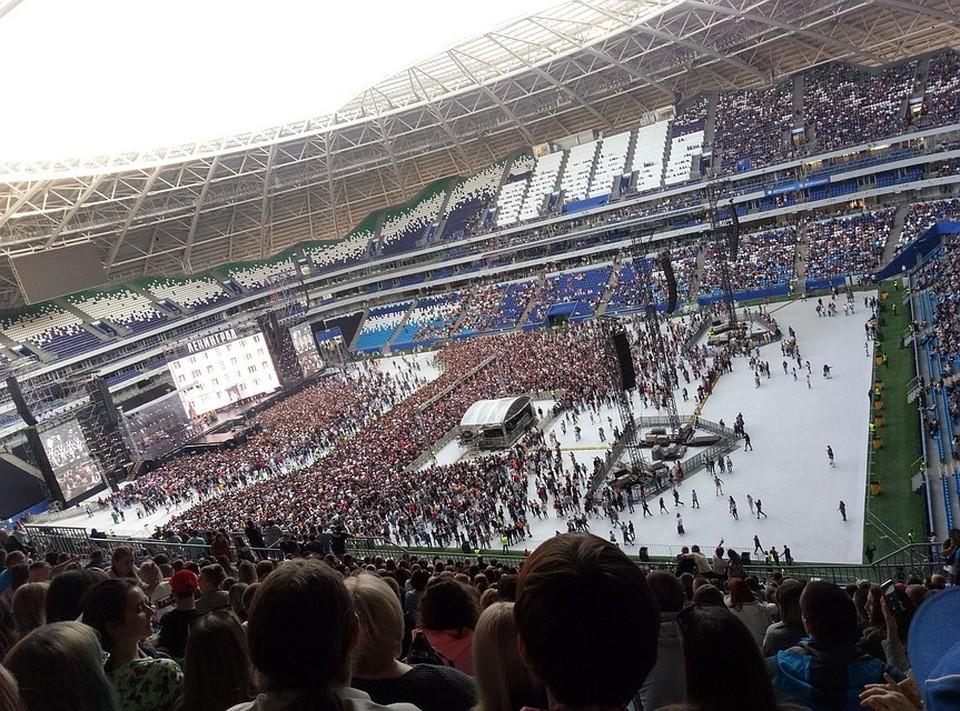"""Музыкальный фестиваль пройдет на """"Самара Арене"""" 18 июля 2020 года"""