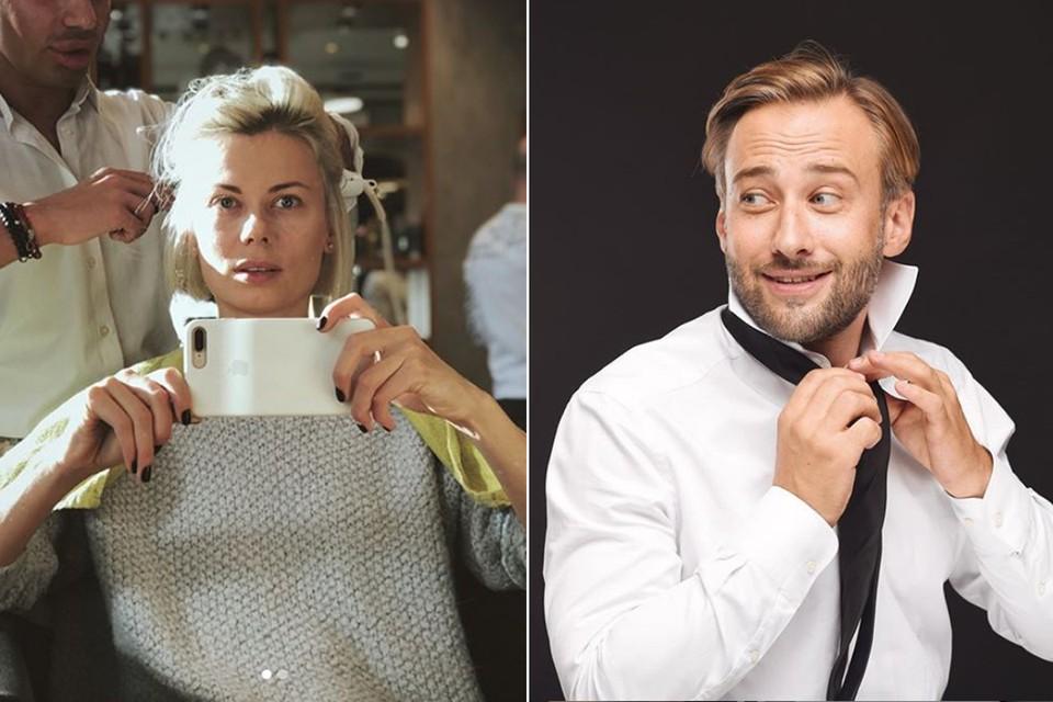 В начале 2019 года телеведущий съехался с возлюбленной Екатериной Тулуповой. Фото: Инстаграм.