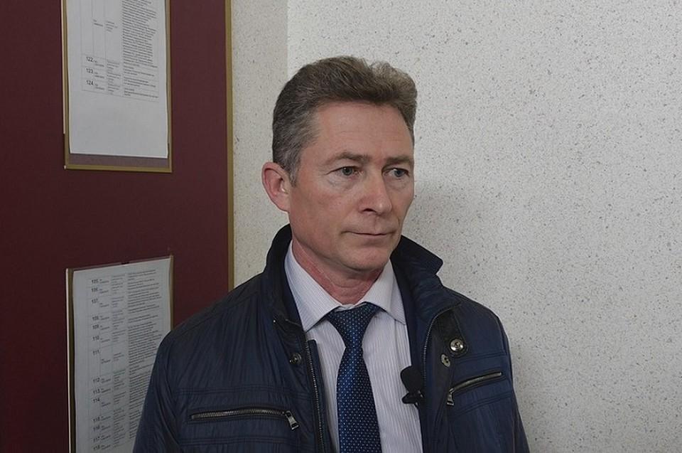 Александр Палагичев не понимает, почему его обвиняют в хищениях денег