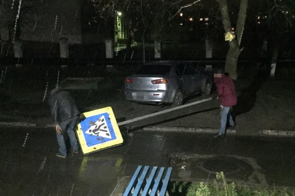 Фотография появилась в соцсетях 19 ноября. Фото: vk.com, Сергей Снастин