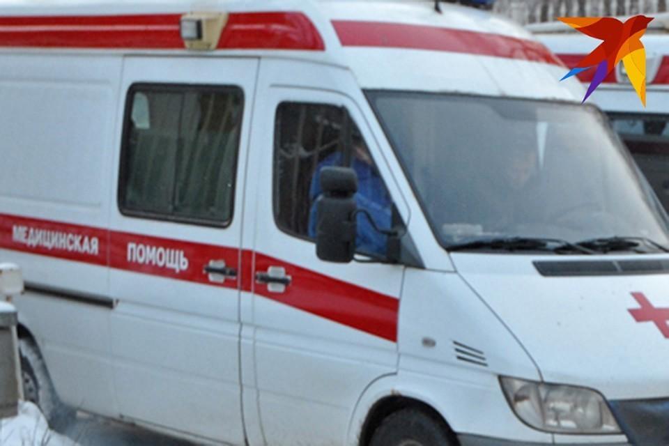 По предварительной версии один из водителей не справился с управлением.