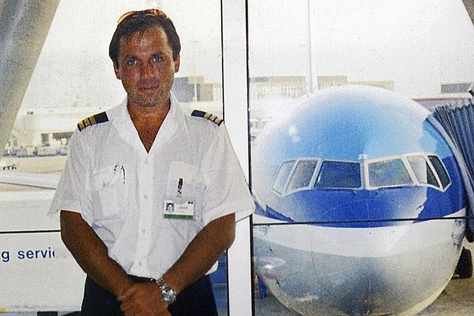 Российский летчик Константин Ярошенко выглядит сейчас совсем иначе, а не так, как на этом фото до ареста. Фото: ИТАР-ТАСС