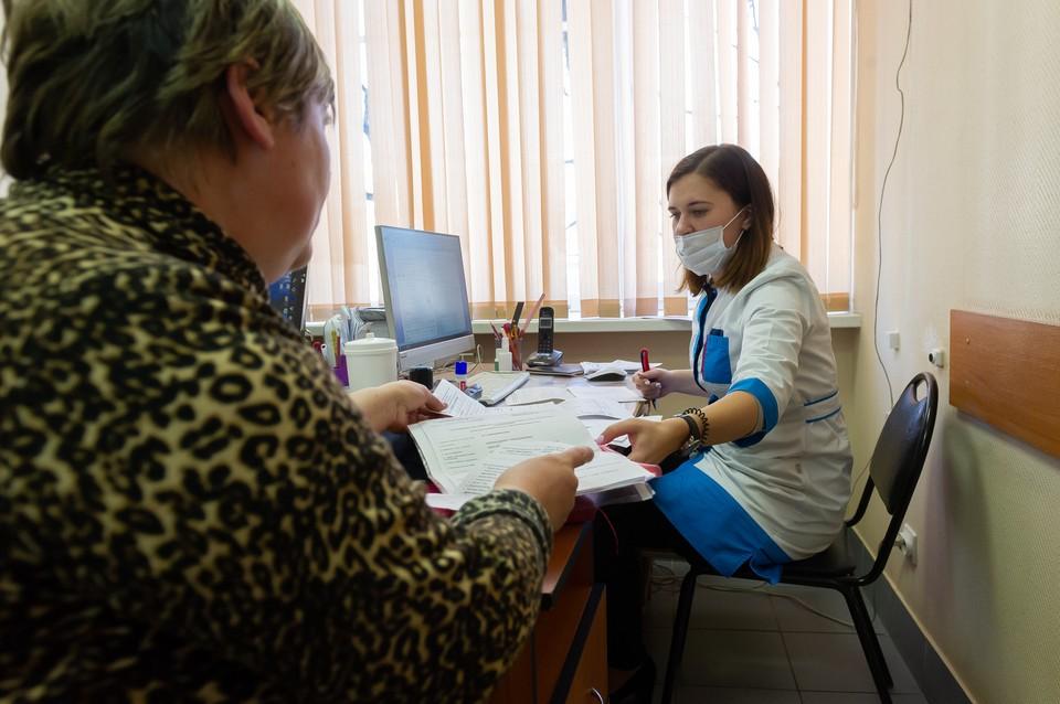 Когда в Петербурге начнется эпидемия гриппа.