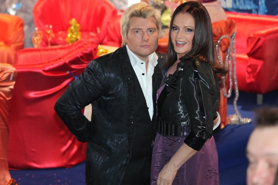 Николай Басков и София Ротару