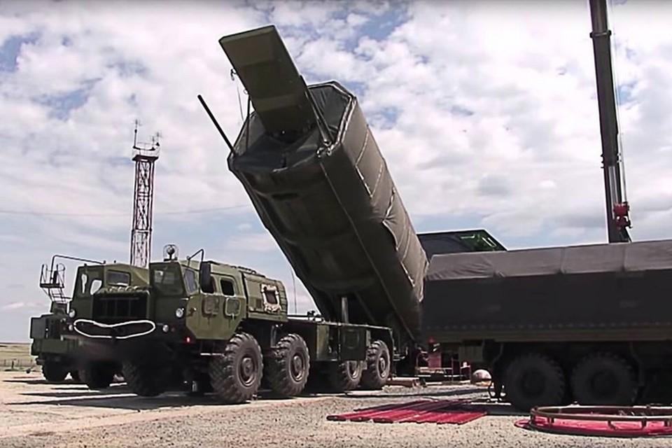 """В Минобороны России отметили, что постановка ракетного комплекса """"Авангард"""" на боевое дежурство предусматривается в декабре 2019 года"""