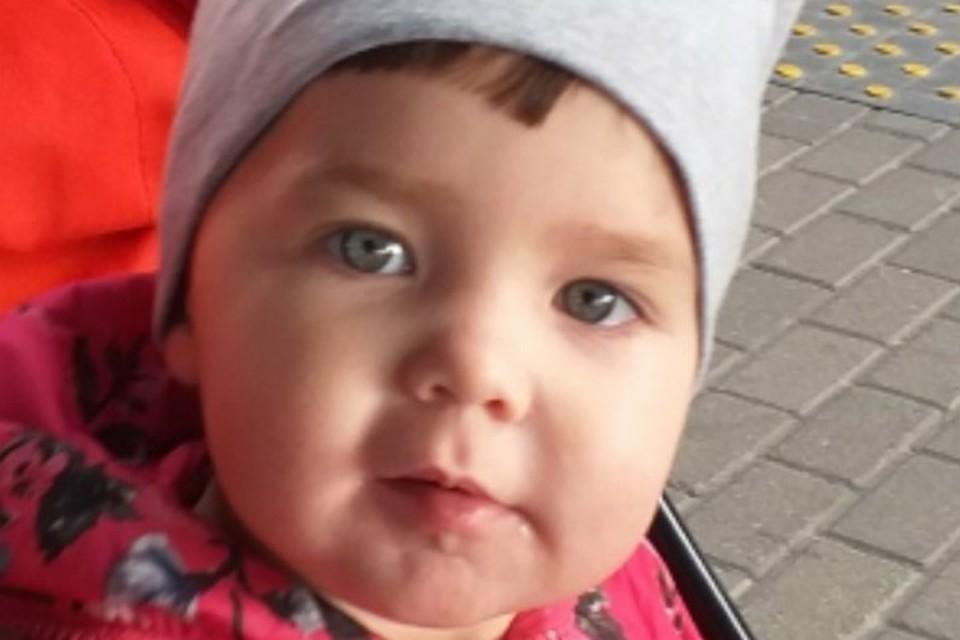 Когда малышке было пять месяцев, у нее случился первый серьезный приступ.