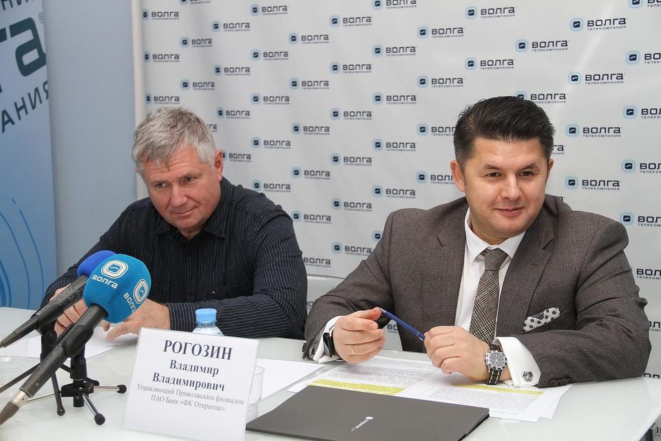 За 10 месяцев 2019 года общий корпоративный портфель нижегородского филиала банка «Открытие» увеличился в 2,5 раза