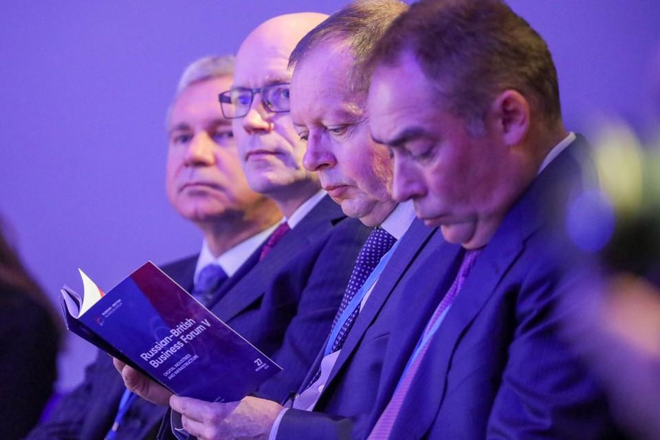 В Лондоне завершился пятый юбилейный Российско-британский бизнес-форум «Цифровая инфраструктура и индустрии» – крупнейшее деловое российское мероприятие за рубежом. Фото: фонд Росконгресс