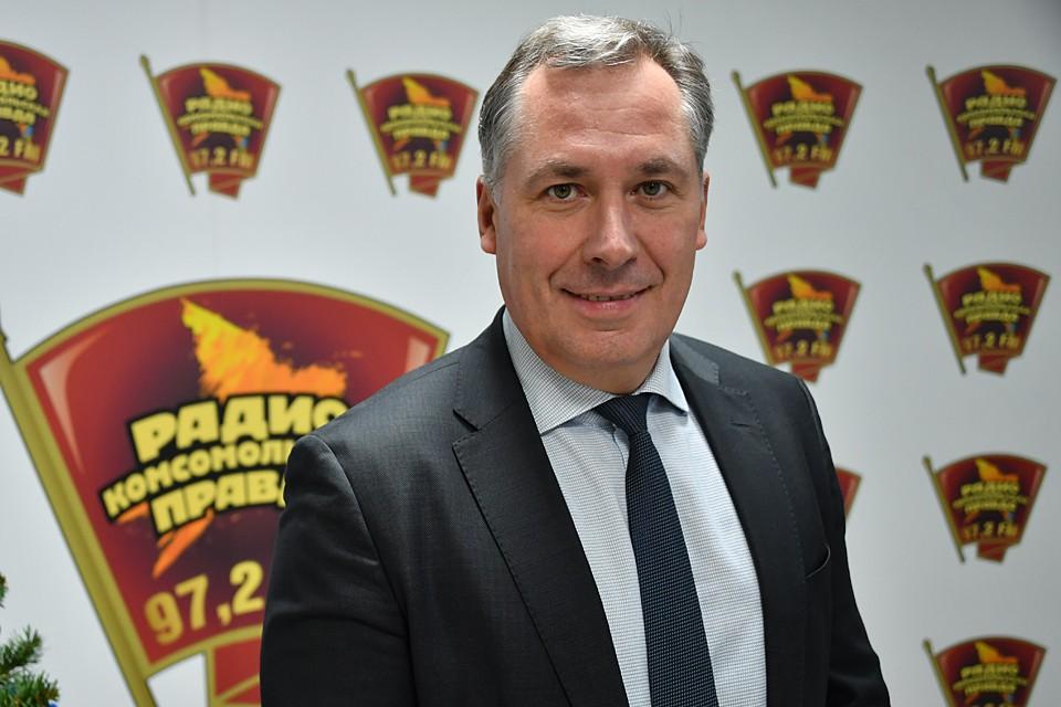 Президент ОКР Станислав Поздняков ответил на вопросы журналистов
