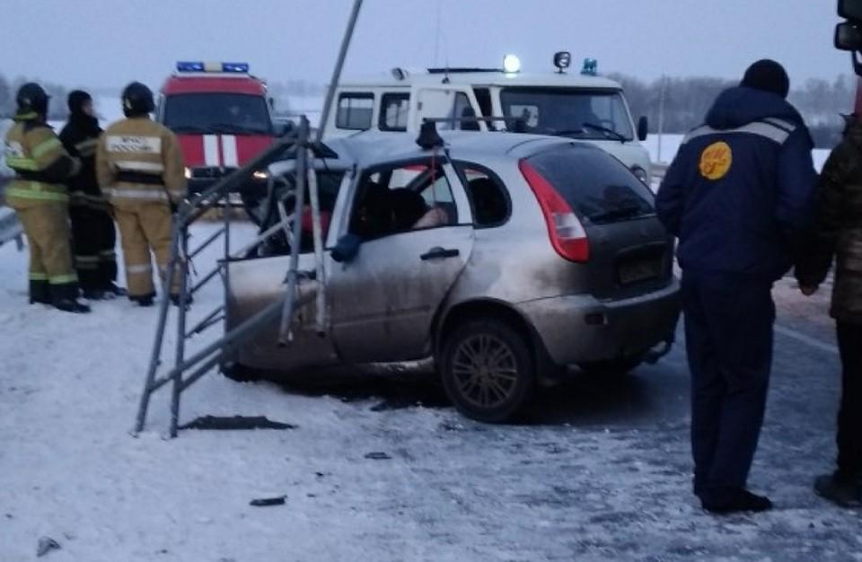 Опубликовано шокирующее видео ДТП с пятью погибшими в Красноярском крае. Фото, видео: ЧП - Красноярск.