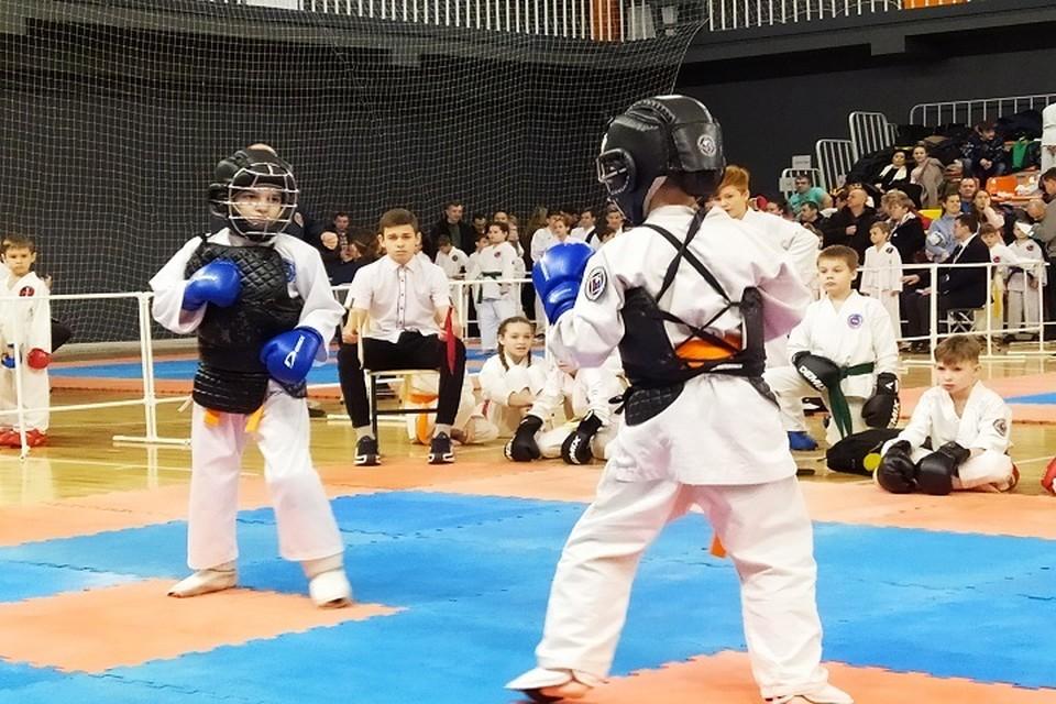 Соревнования прошли в СК «Энергия».
