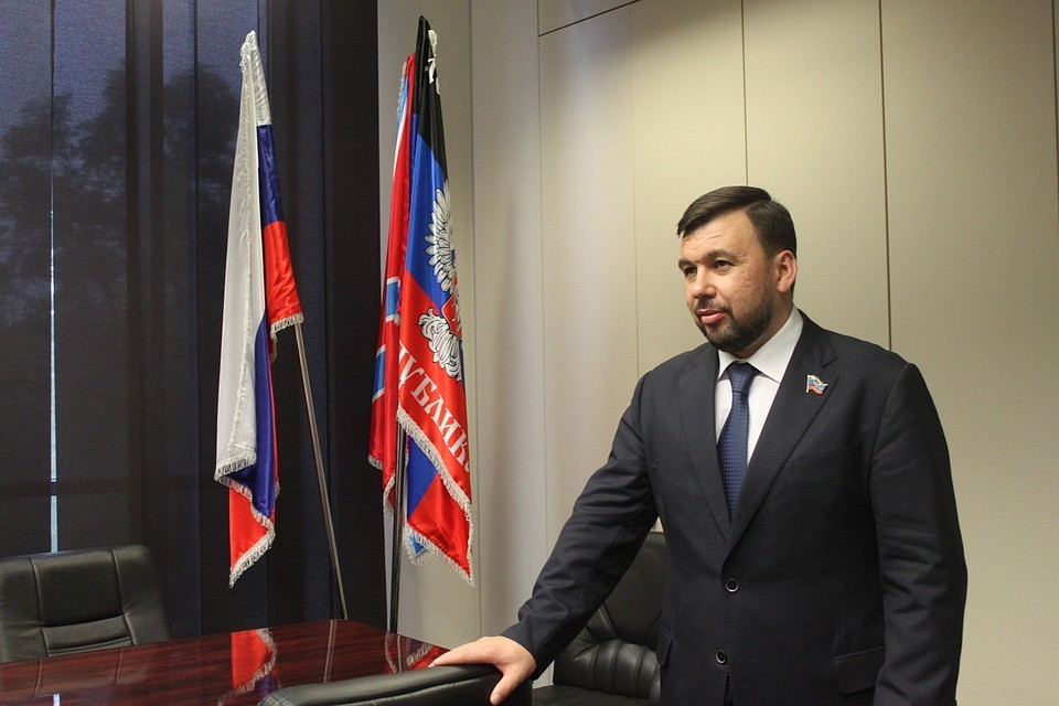 Пушилин предложил лишить украинский язык статуса государственного