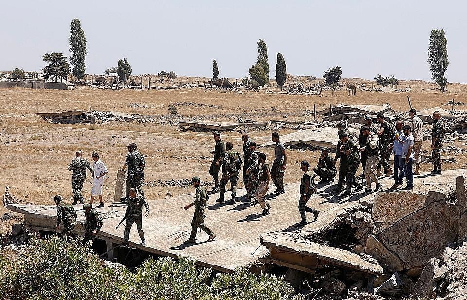 Курдские формирования в Сирии президент Турции считает террористами