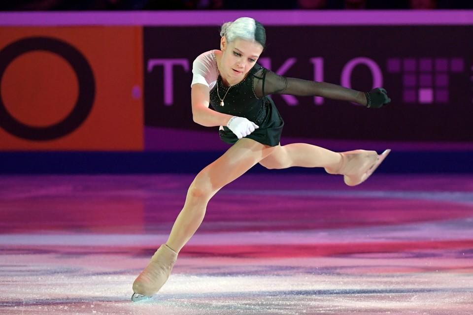 Александра Трусова уже дважды вошла в Книгу рекордов Гинесса, как первая исполнительница сложнейших четверных прыжков.