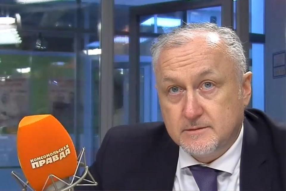 Юрий Ганус рассказал в прямом эфире Радио «Комсомольская Правда», чего ожидать нашему спорту