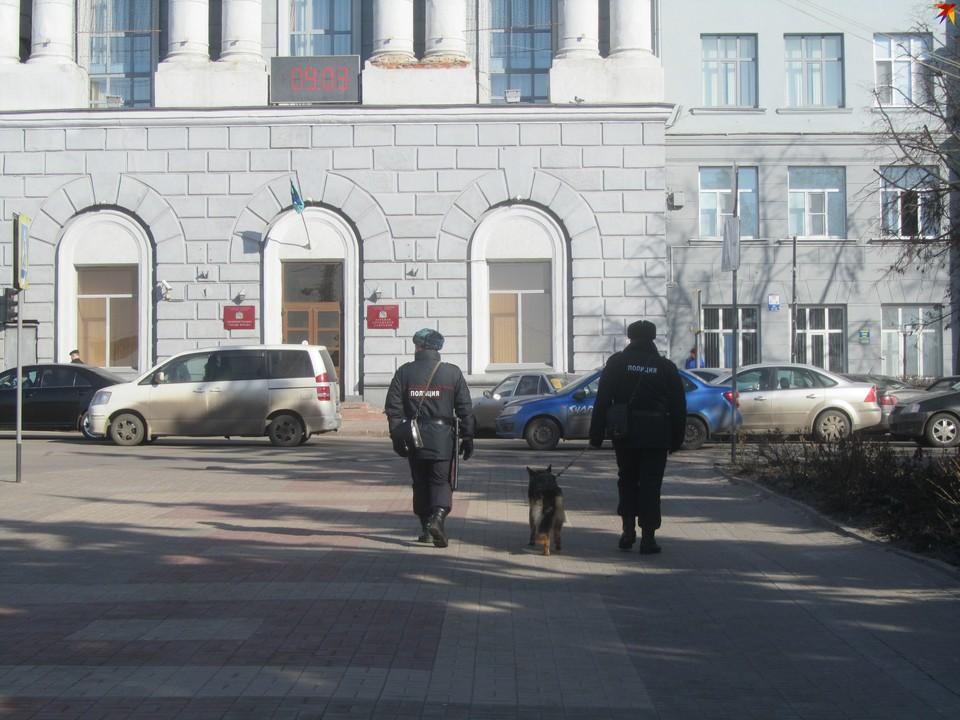 Мошенников разыскивает полиция