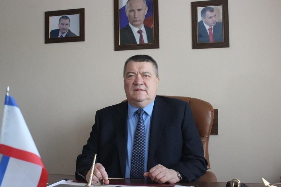 Сергей Шахов. Фото:Сергей Шахов/VK