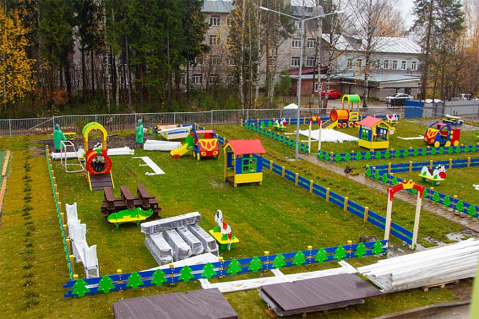 Глава региона сообщл, что по двум соглашениям с федеральным центром в Кировской области в 2018-2020 годах будет построен 21 детский сад. Фото: kirovreg.ru