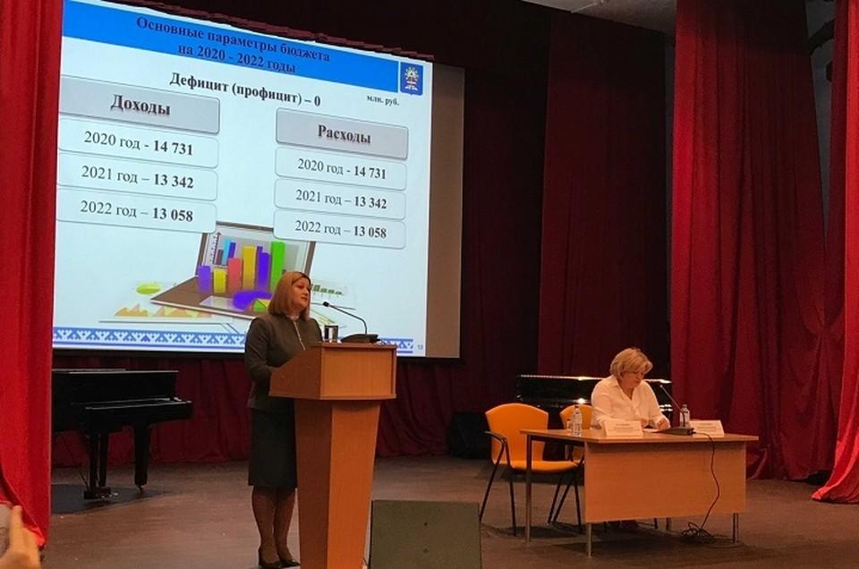 В бюджет Ноябрьска на 2020 год заложено более 14 млд рублей. Фото с сайта администрации города Ноябрьск
