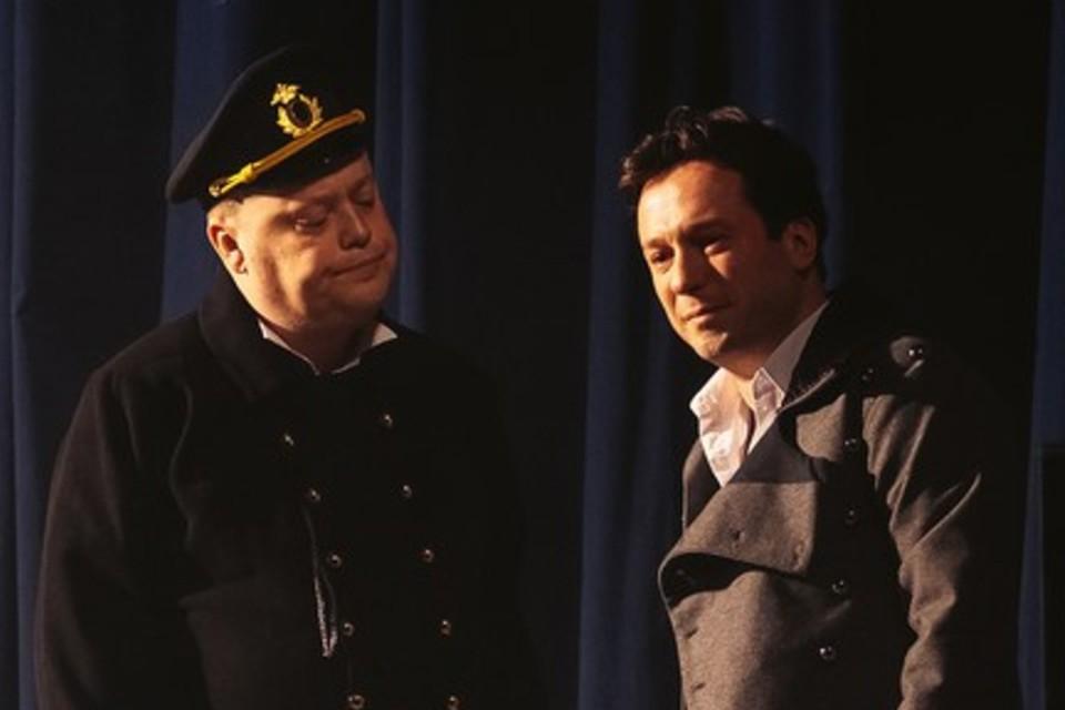 Спектакль отменили в день показа. Фото: с сайта МСХТ