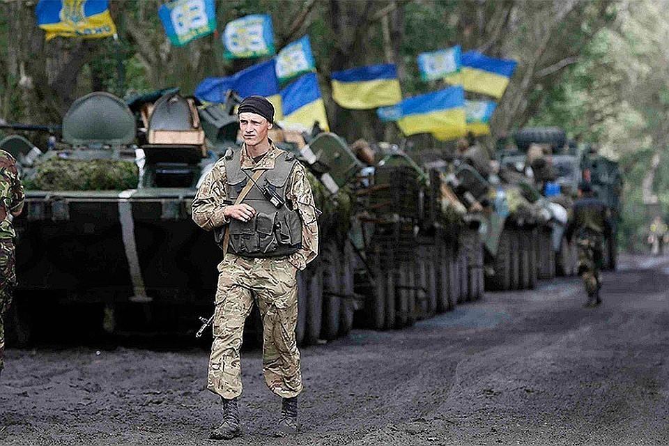 Украина в реальности не хочет мира на Донбассе