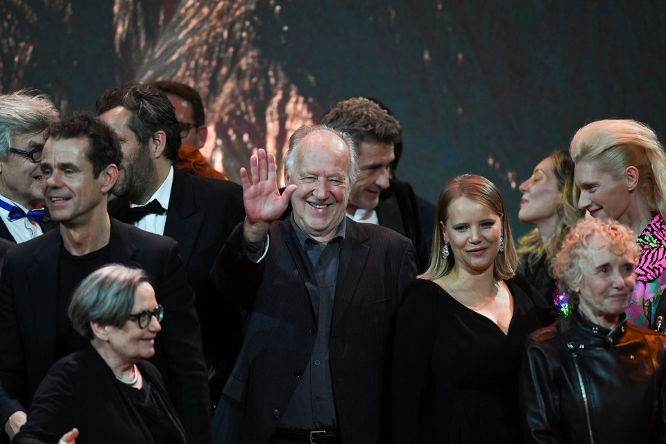 В Берлине состоялась 32-я церемония вручения Европейских Кинонаград