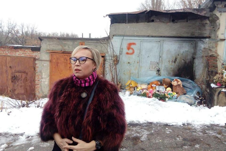 Мама Лизы Киселевой рассказала об опасных дорогах в школу
