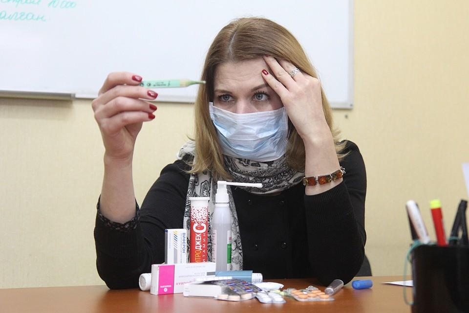 Использование масок в период гриппа и простуд действительно рационально