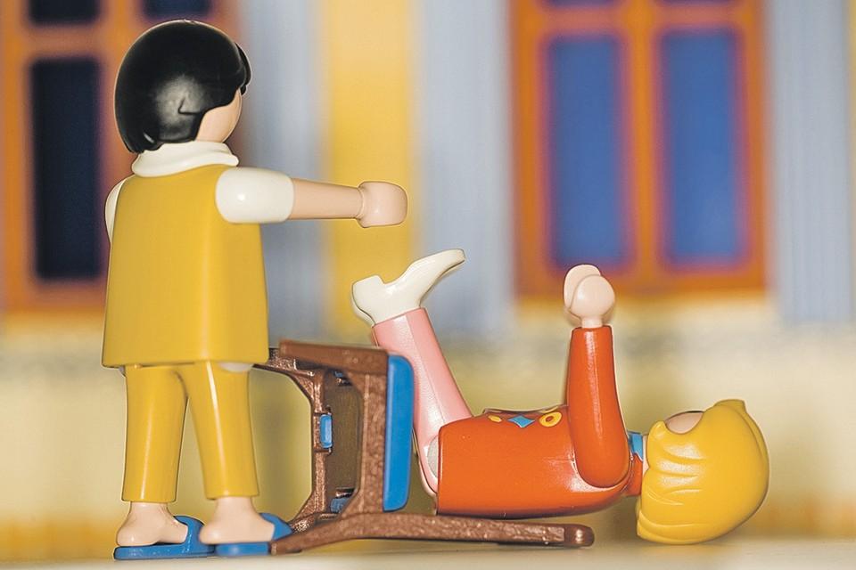 Спасет ли законопроект о домашнем насилии от разводов?