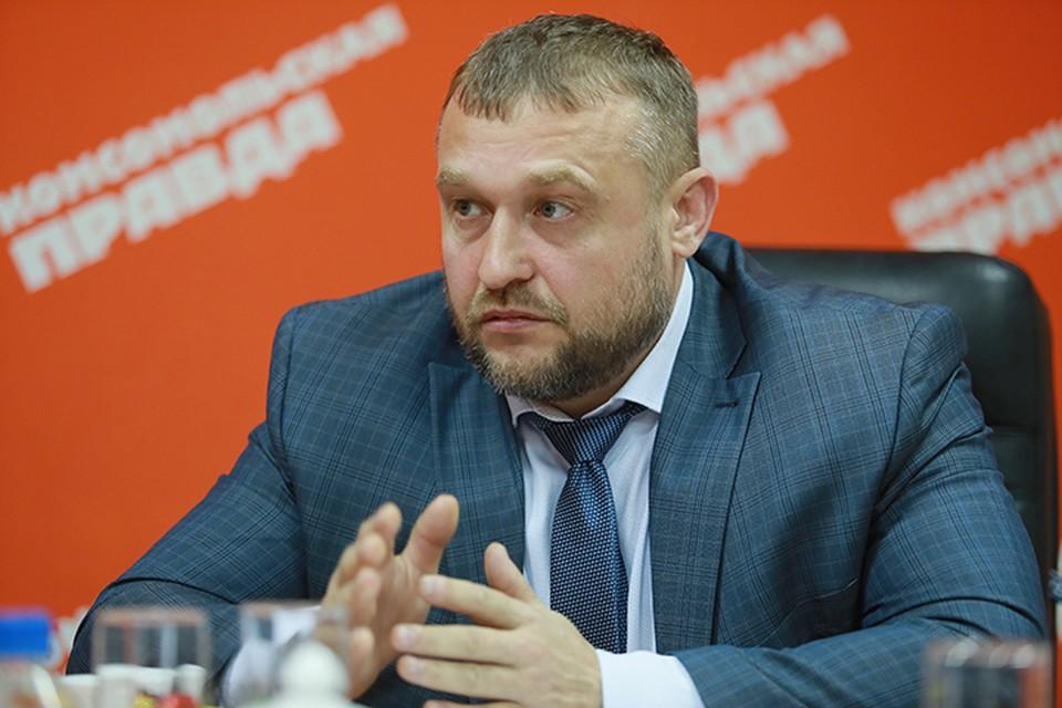 Евгений Рапацевич, генеральный директор Богучанского алюминиевого завода