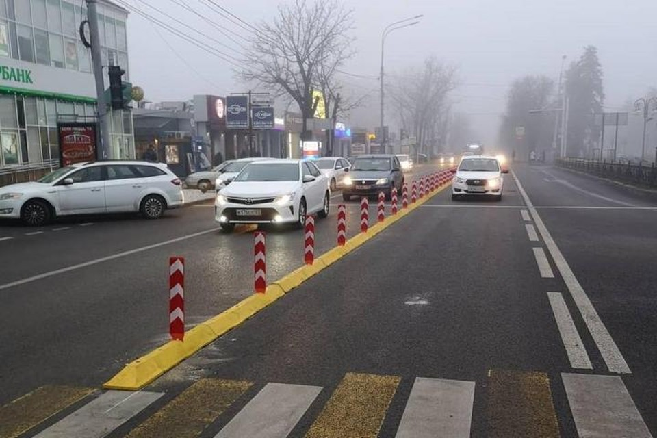 Фото: департамент транспорта и дорожного хозяйства Краснодара