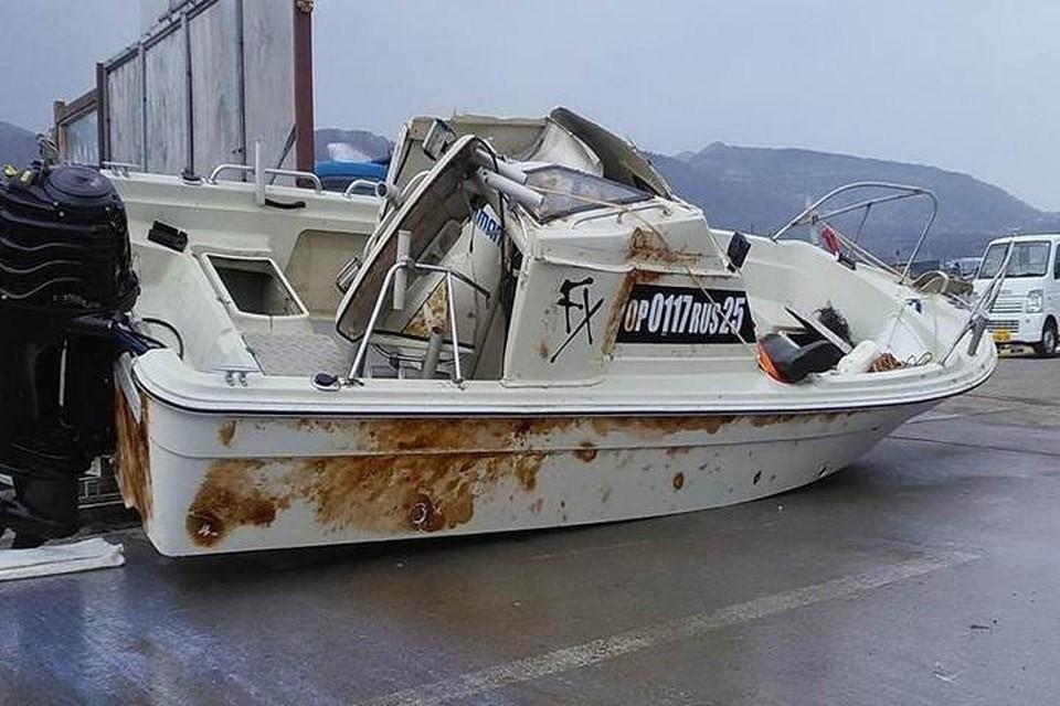 26 октября судно, на борту которого находилось шесть рыбаков, вышло в залив Владимир. Фото: nata.poddubnaya