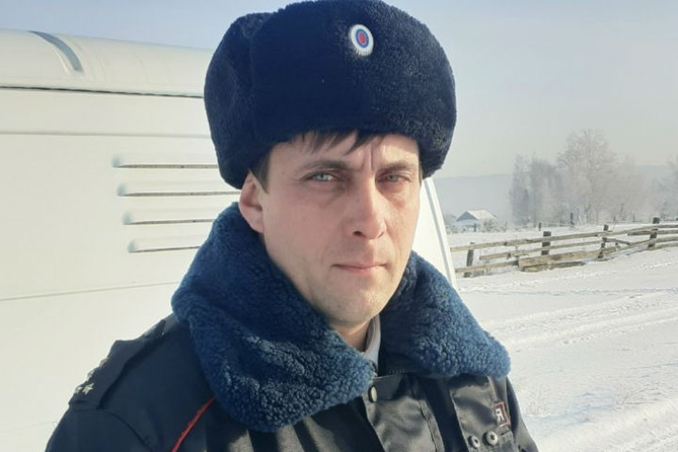 """Охота на """"крупного зверя"""": в Иркутской области участковый выследил в тайге убийцу."""