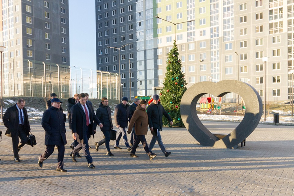 Совещание нижегородских застройщиков состоялось в ЖК «КМ Анкудиновский парк»