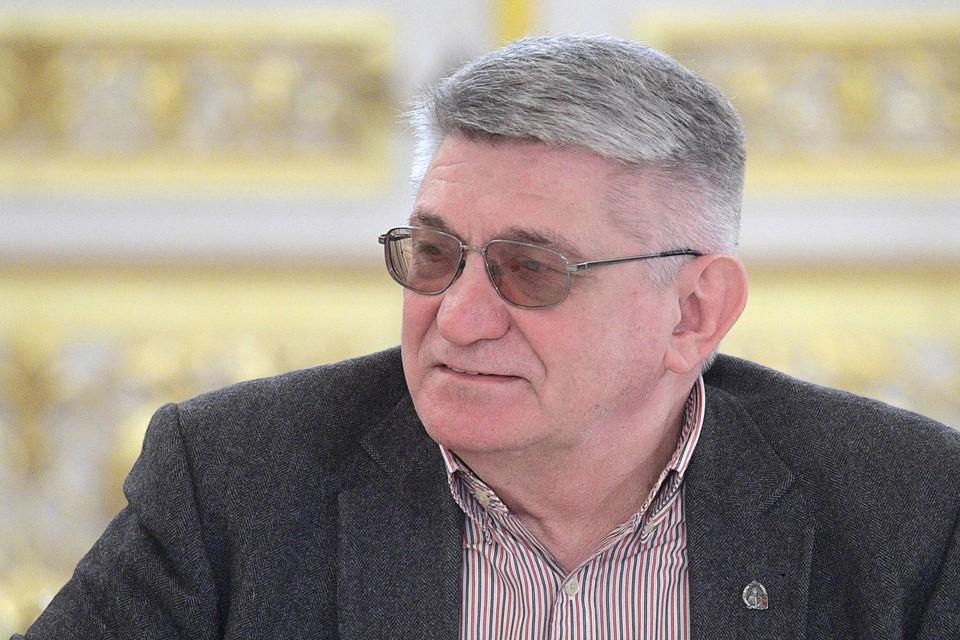 Сокуров призвал президента поговорить на равных с участниками дела 27 июля. Фото: Алексей Дружинин/ТАСС
