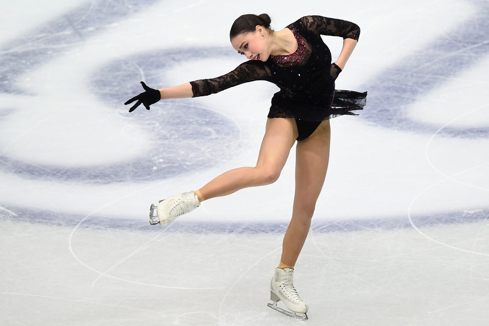 Алина Загитова в прямом эфире программы «Время» заявила, что приостанавливает карьеру