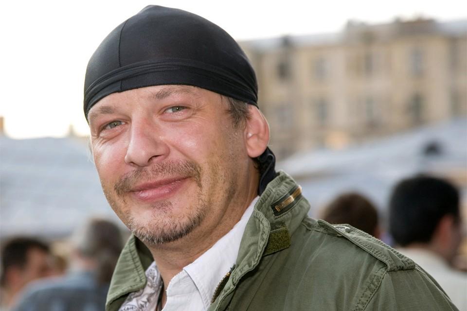 Дмитрий Марьянов в 2008 году.