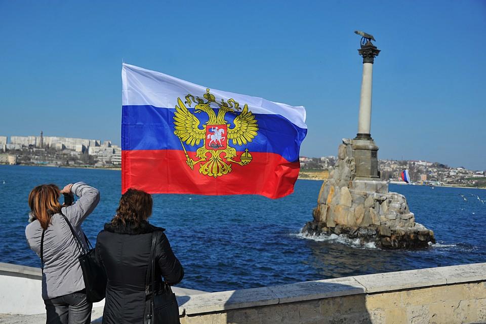 Передача Севастополя Украине была незаконна. Севастополь был всегда городом федерального подчинения.