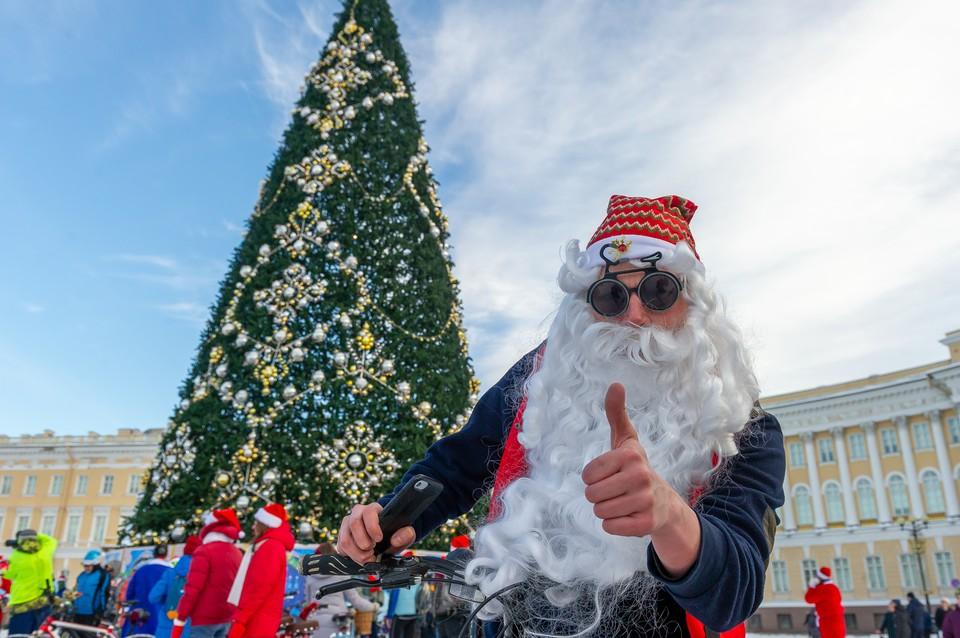 За 10 000 рублей на дом приедут Мороз и Снегурка VIP-класса: оба будут трезвы.