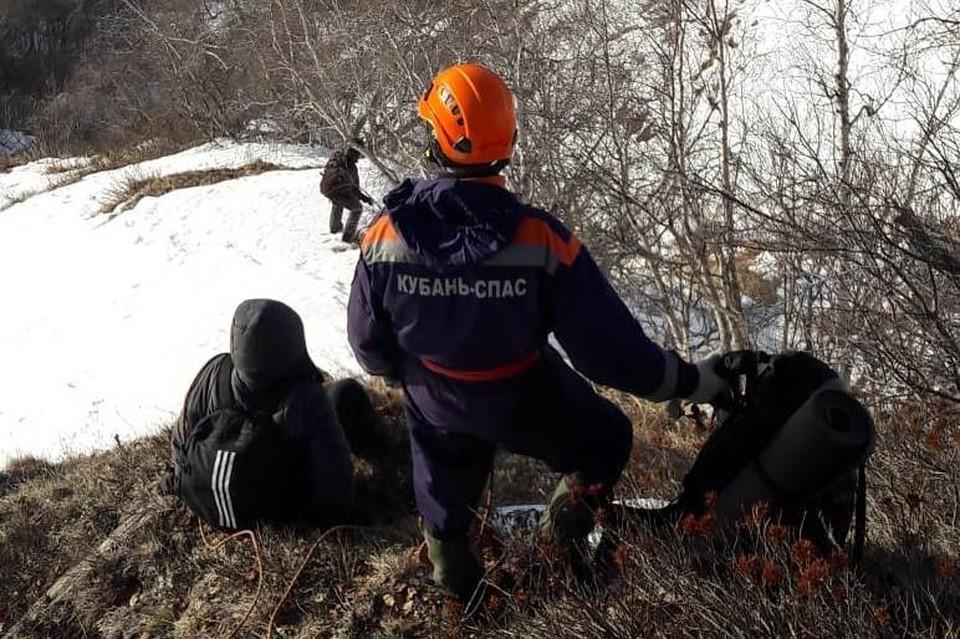 Фото: пресс-службы «Кубань-СПАС».