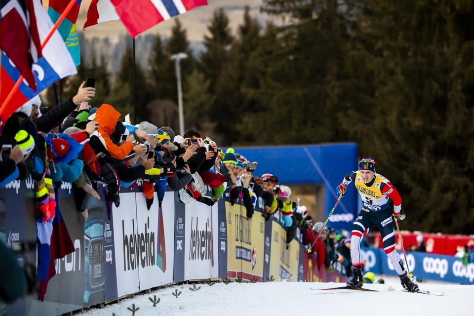 Тур де Ски 2019/2020 стартует 28 декабря