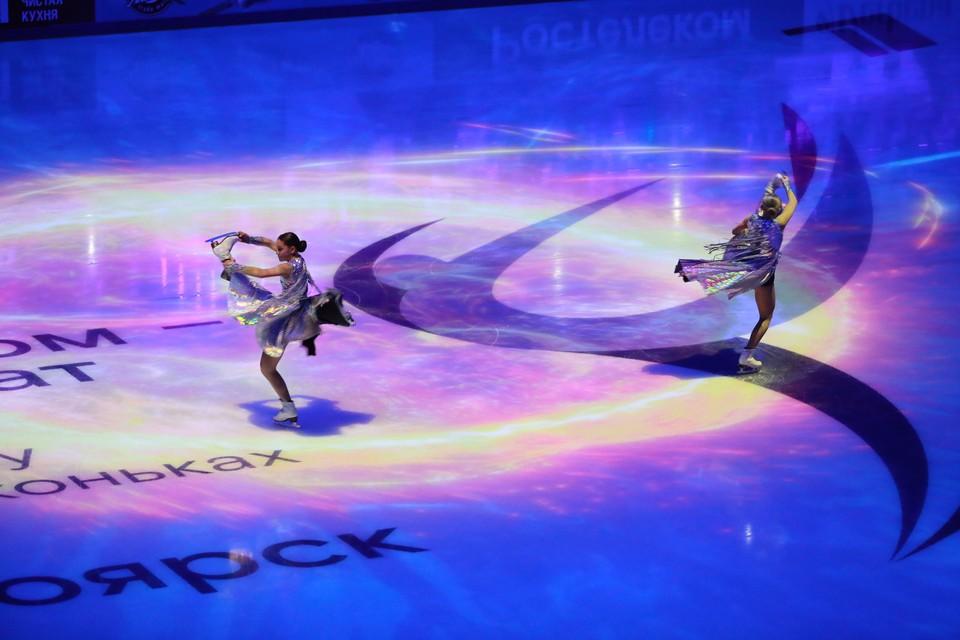 Чемпионат России по фигурному катанию завершится показательными выступлениями