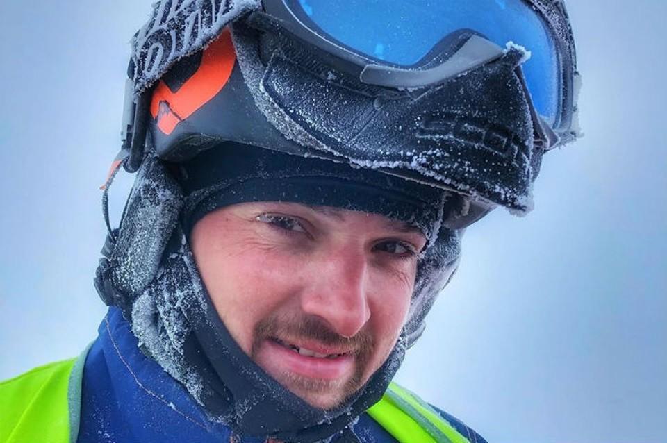 Иркутянин Даниил Тюрюмин уже 4 года работает на Шпицбергене. Фото: личный архив.