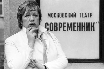 Перед смертью Галина Волчек консультировалась у бурятского шамана