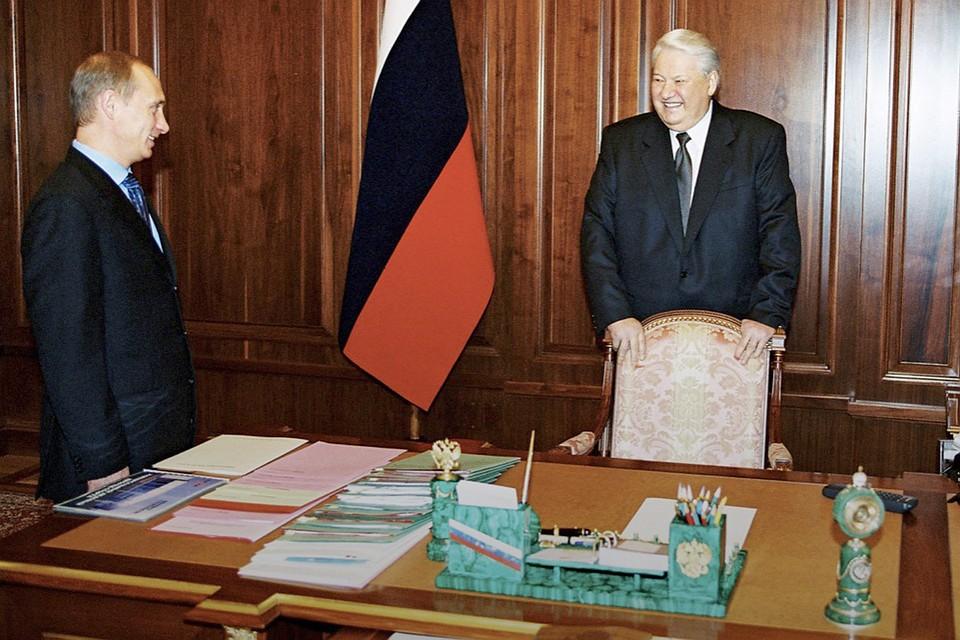 Прошло 20 лет с тех пор, как Борис Ельцин передал президентство Владимиру Путину