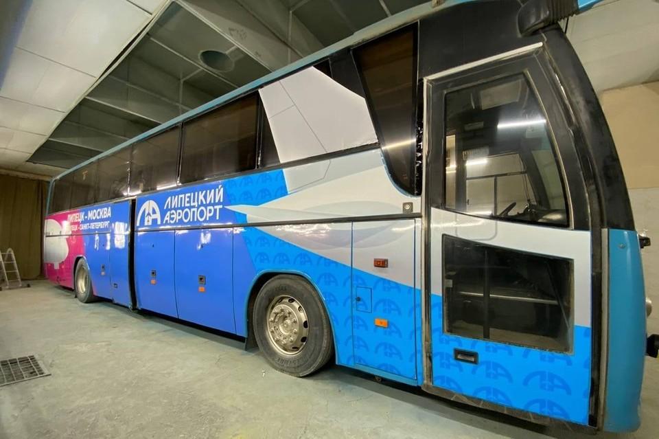 В Липецке запускают бесплатный трансфер до аэропорта