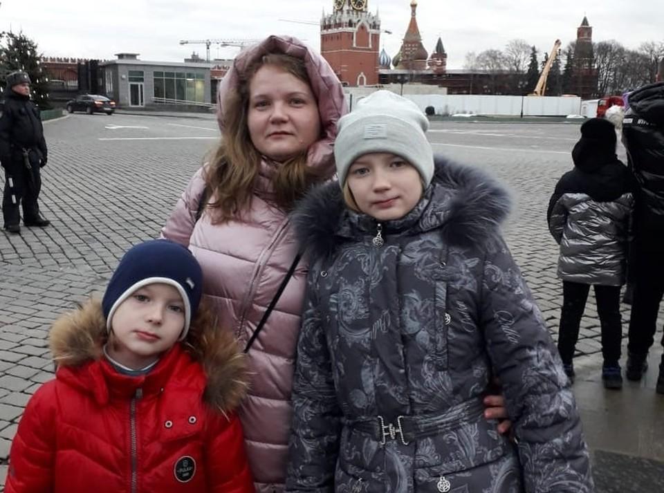 Юная нижегородка Злата Халдина посетила Московский кремль благодаря «Елке желаний»